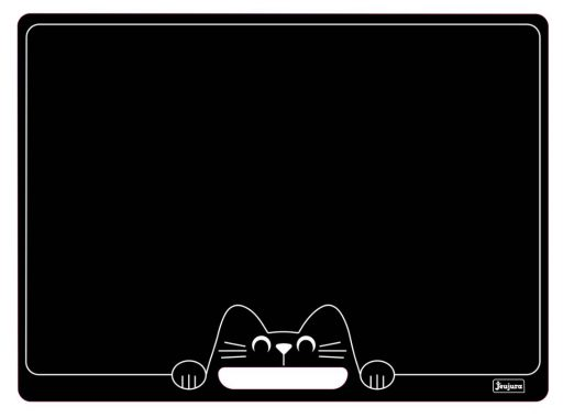 Jeujura Oboustraná tabule s kočičkou