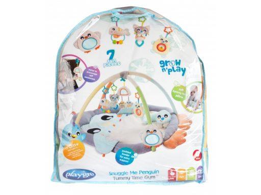 Playgro - Luxusní hrací deka Tučňák