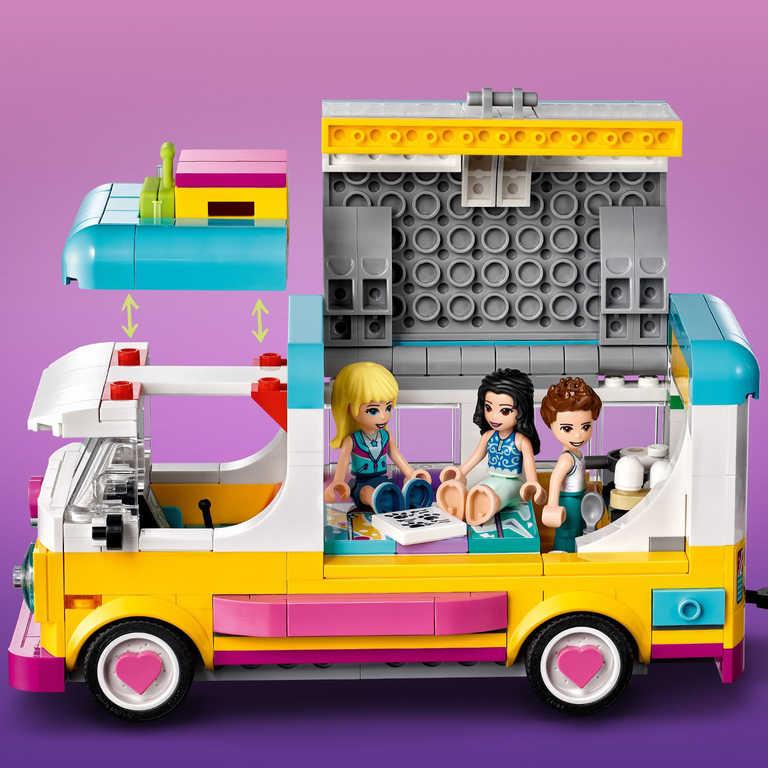 LEGO FRIENDS Kempování v lese 41681 STAVEBNICE