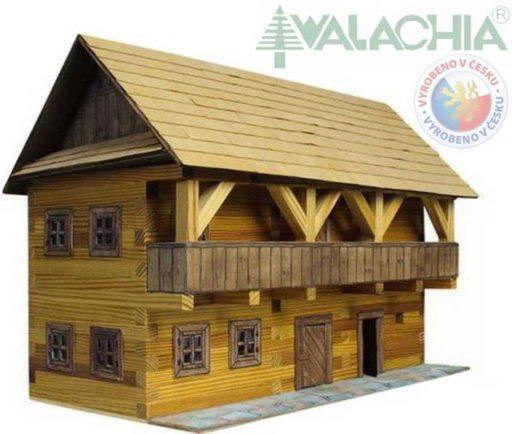 WALACHIA Fojtství 33W5 dřevěná stavebnice
