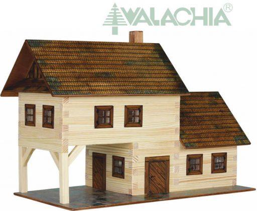 WALACHIA Hospoda 33W13 dřevěná stavebnice