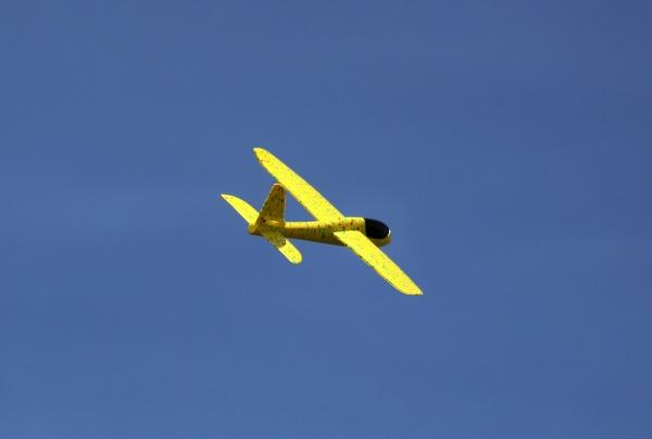 Pružné házedlo FLIP 48cm - žluté