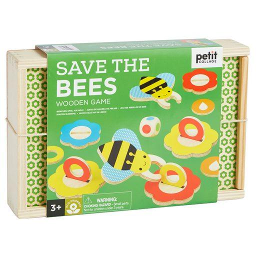 Petit Collage Zachraňte včelky