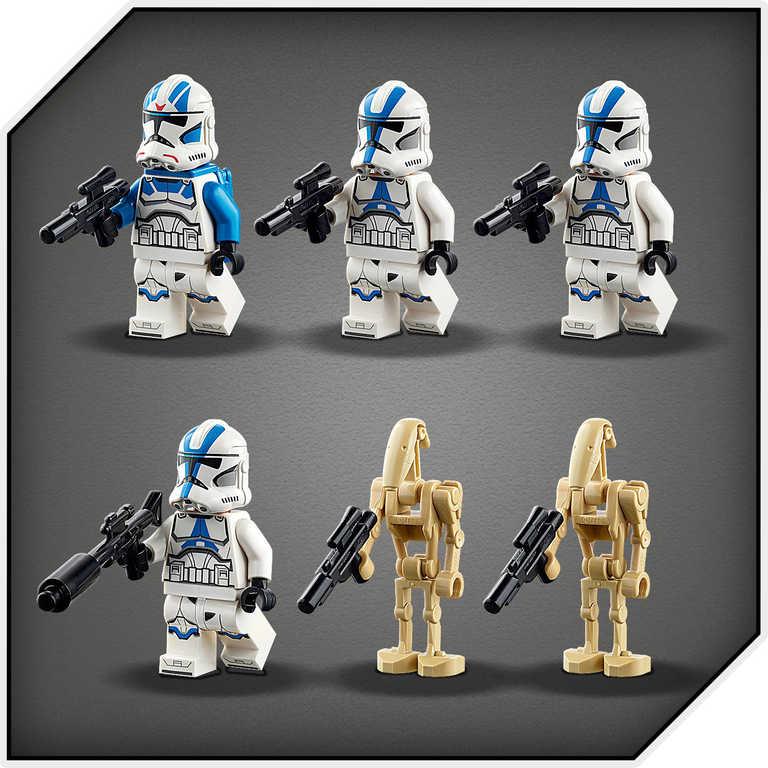 LEGO STAR WARS Klonoví vojáci z 501. legie 75280 STAVEBNICE