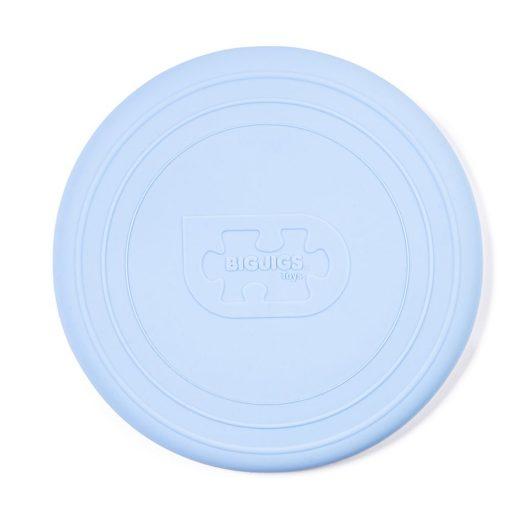 Bigjigs Toys Frisbee modré Powder