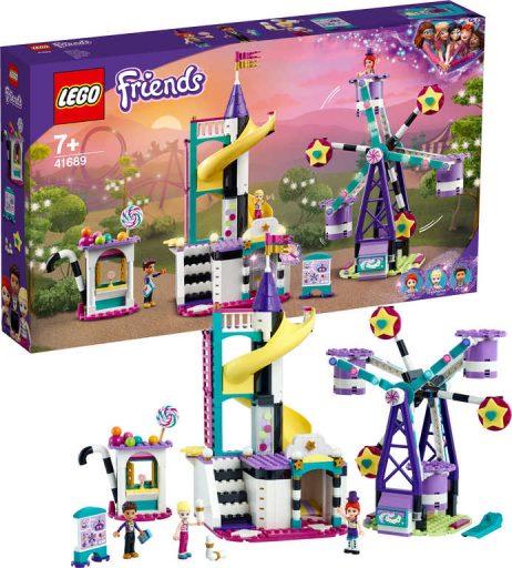 LEGO FRIENDS Kouzelné pouťové atrakce 41689 STAVEBNICE