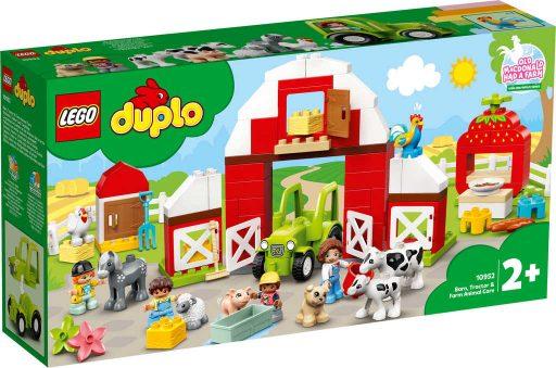 LEGO DUPLO Stodola