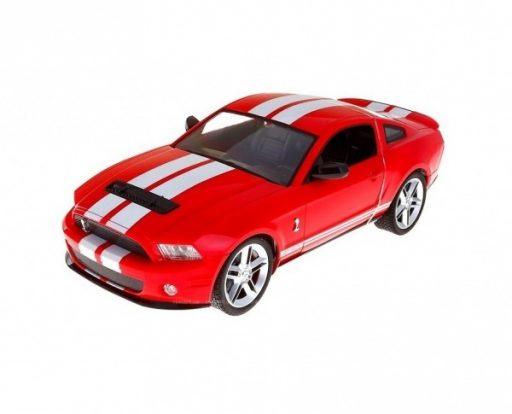 FORD MUSTANG SHELBY GT500 1:24 - červený
