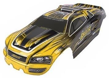 Žlutá karoserie pro Truggy 1/12 XLH-9116