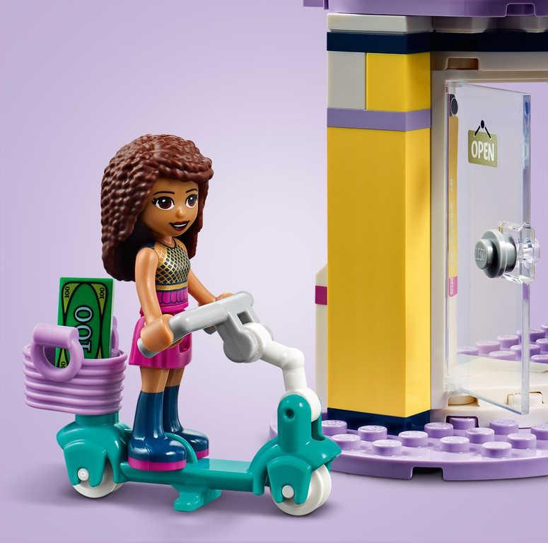 LEGO FRIENDS Emma a její obchod s oblečením 41427 STAVEBNICE