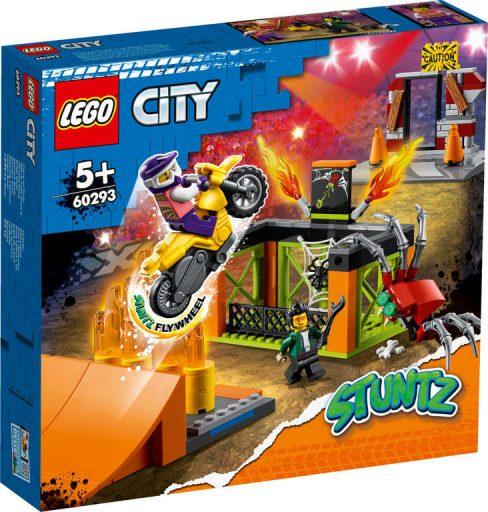 LEGO CITY Tréninkový park 60293 STAVEBNICE