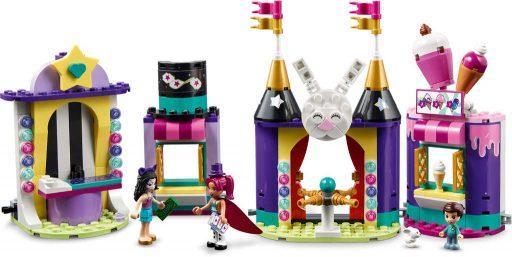 LEGO FRIENDS Kouzelné pouťové stánky 41687 STAVEBNICE
