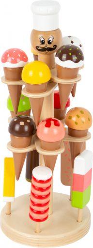 Small Foot Otočný stojan se zmrzlinou Luigi Gelato