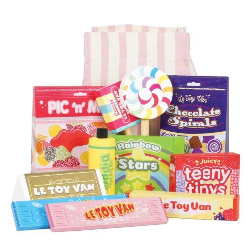 Le Toy Van Pytlík se sladkostmi