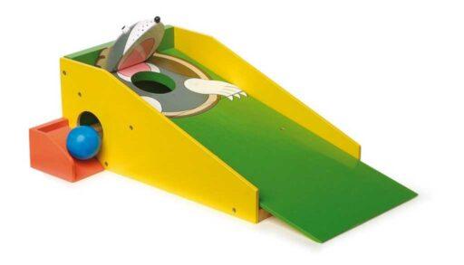Small Foot Bláznivý minigolf Krtek otevřená pusa