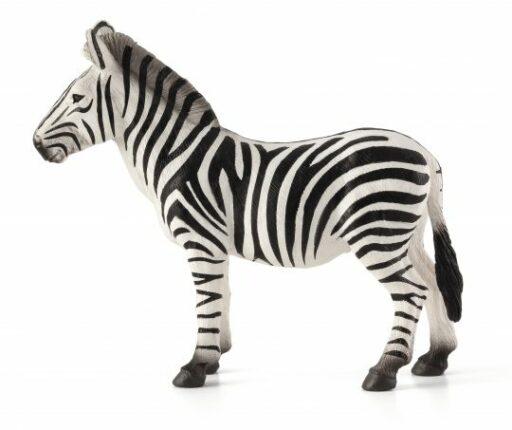 Mojo Animal Planet Zebra