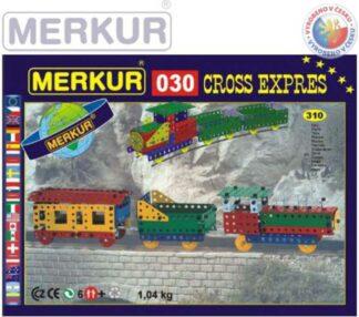 MERKUR 030 Cross Expres * KOVOVÁ STAVEBNICE *