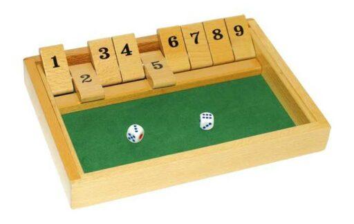 Small Foot Dřevěné hry stolní hra
