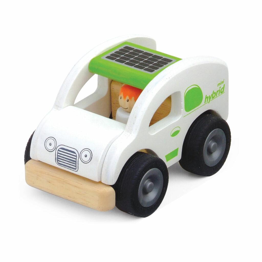 Wonderworld Dřevěné mini Eko vůz
