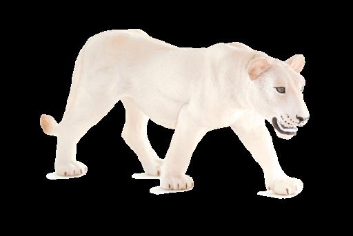Mojo Animal Planet Lvice bílá