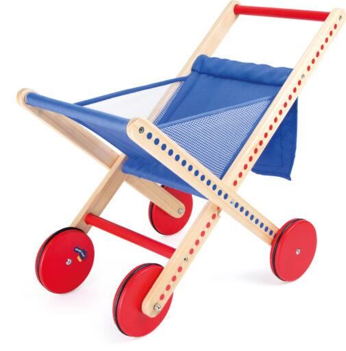 Small Foot Skládací nákupní vozík