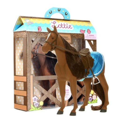 Lottie Velšský horský pony Sirius