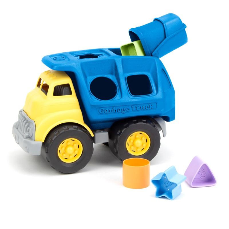 Green Toys Nákladní auto třídění tvarů