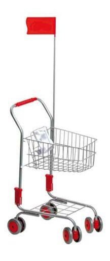 Small Foot Nákupní vozík stříbrný