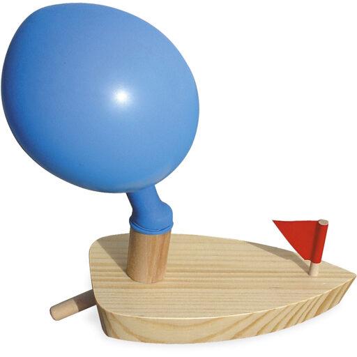 Vilac Lodička na balónkový pohon