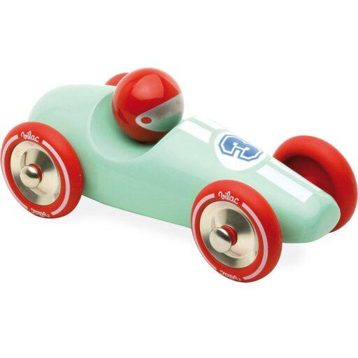 Vilac Závodní auto GM mentolové
