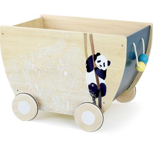 Vilac Dřevěný vozík Canopée