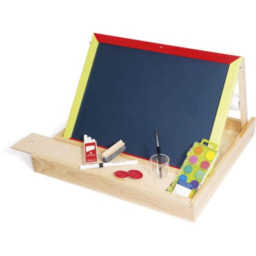 Jeujura Oboustranná stolní tabule s boxem