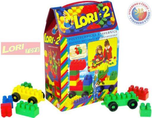 LORI 002 Stavebnice polytechnická 2
