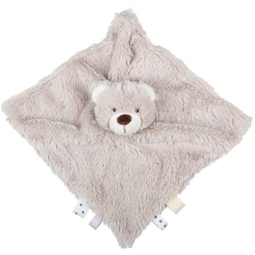 Bigjigs Baby Usínáček medvídek dečka