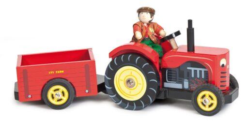 Le Toy Van Traktor Bertie