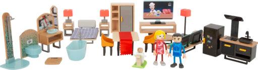 Small Foot Moderní sada nábytku pro panenky