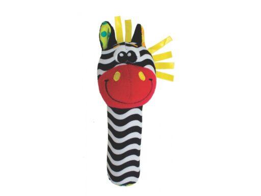 Playgro - Pískátko Zebra