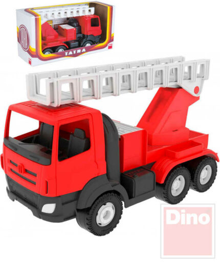 DINO Tatra hasičské zásahové auto Phoenix na písek 30cm plastové